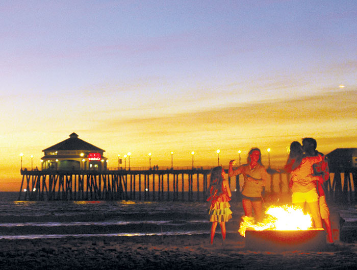 New Regs to Limit Beach Bonfires Near Homes