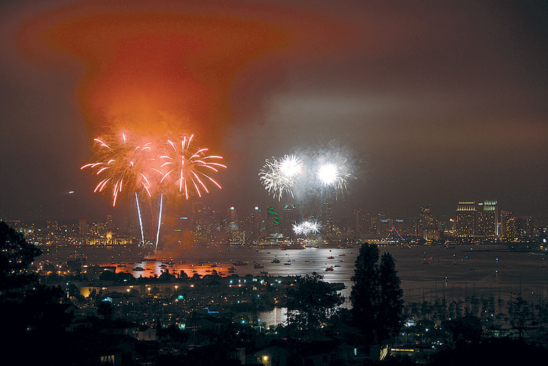 Mission Bay YC July 4 Fireworks Canceled