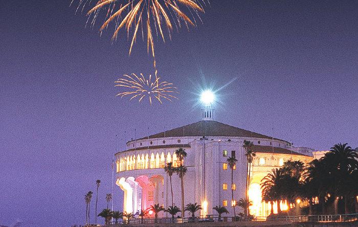 Avalon's Fireworks Show Disappoints Shoreside Spectators
