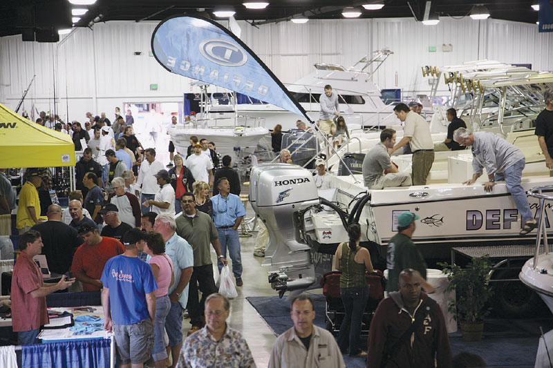 Pacific Coast Sportfishing Festival Set for April 28-29