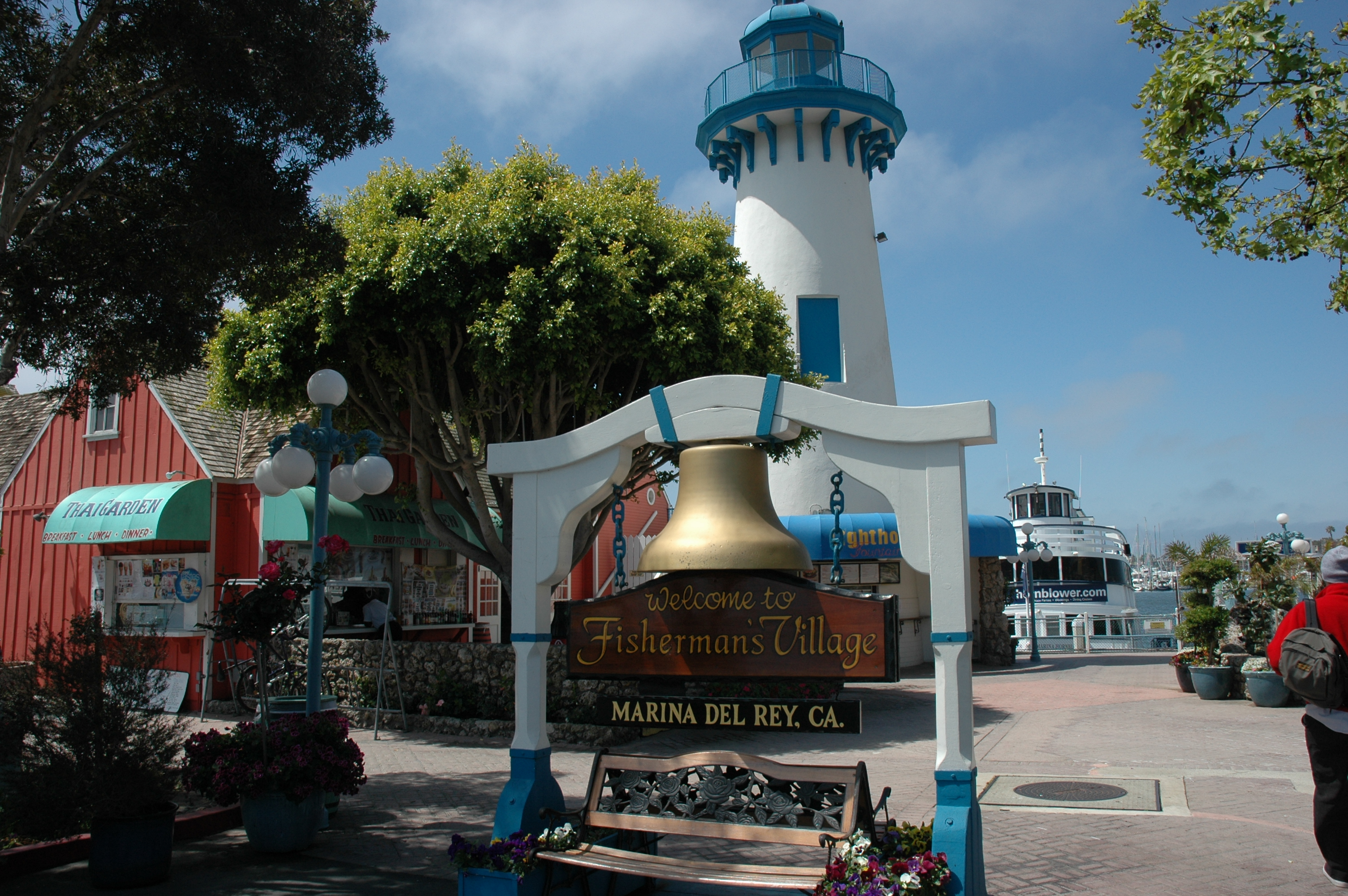 Businessman pushes petition to save Fisherman's Village