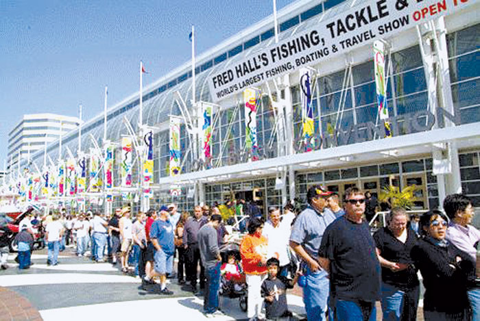 Fred Hall Show Returns to Long Beach March 7-11