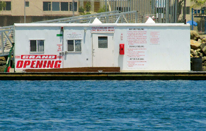 Shoreline Marina Fuel Dock Reopens to Boaters