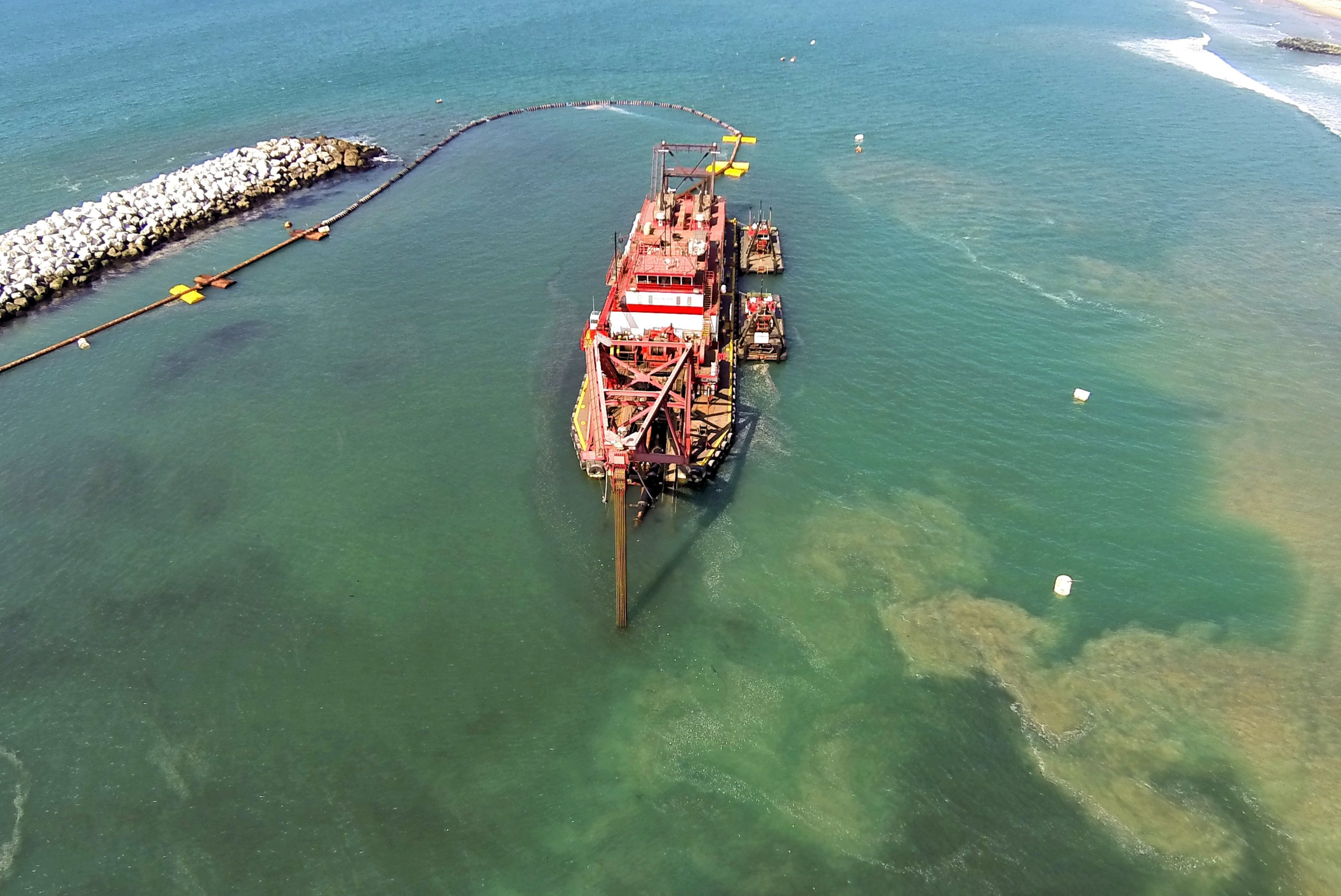 Ventura Harbor Dredging Included in Federal Budget