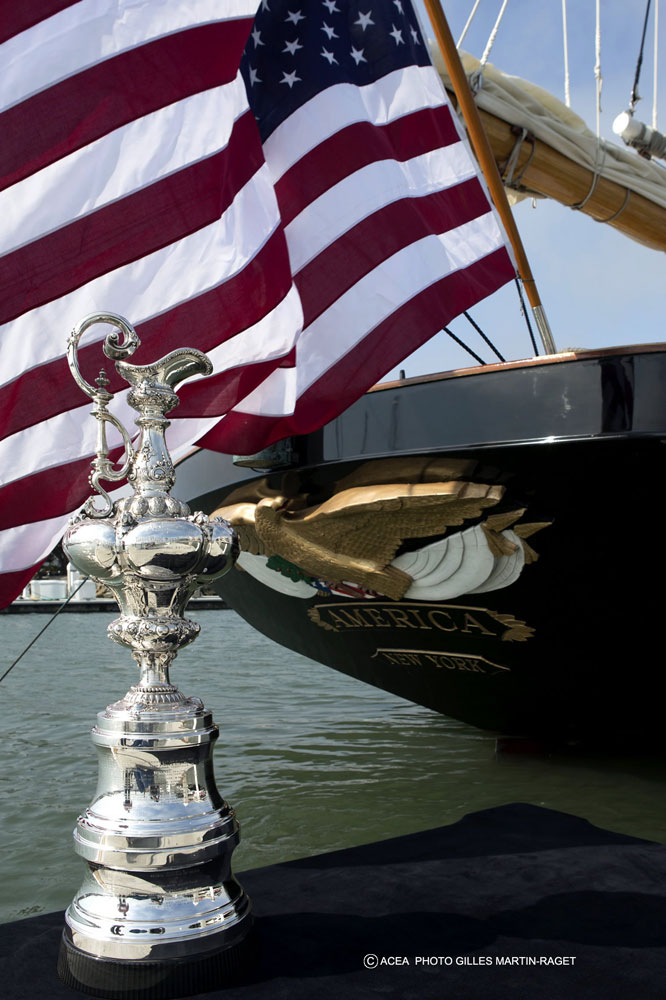 America's Cup Tour launches July 3