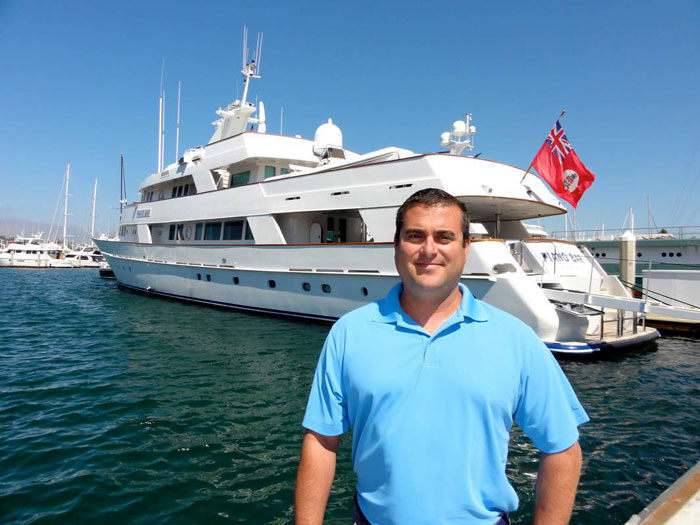 Pete Giacalone Joins Kusler Yachts Team
