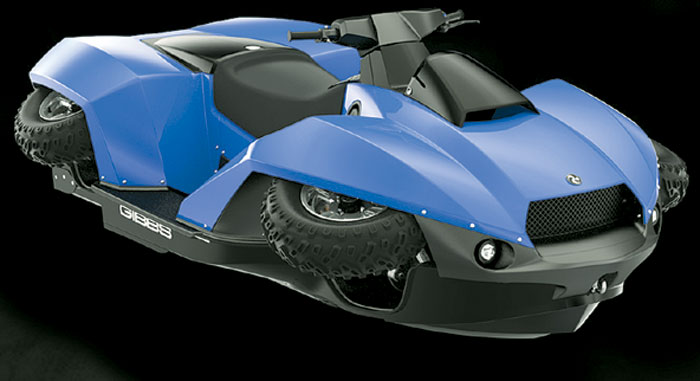 Fast Amphibious PWC/ATV Set to Go on Sale in U.S.