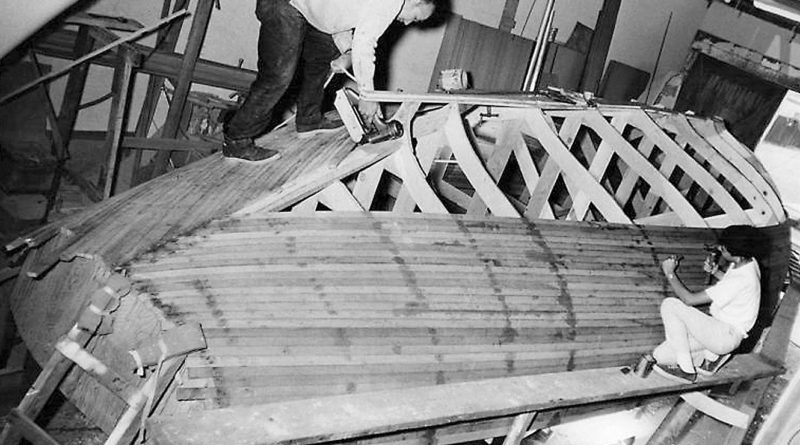 Remembering Multihull Sailing Innovators Rudy Choy and Gilbert Iwamoto