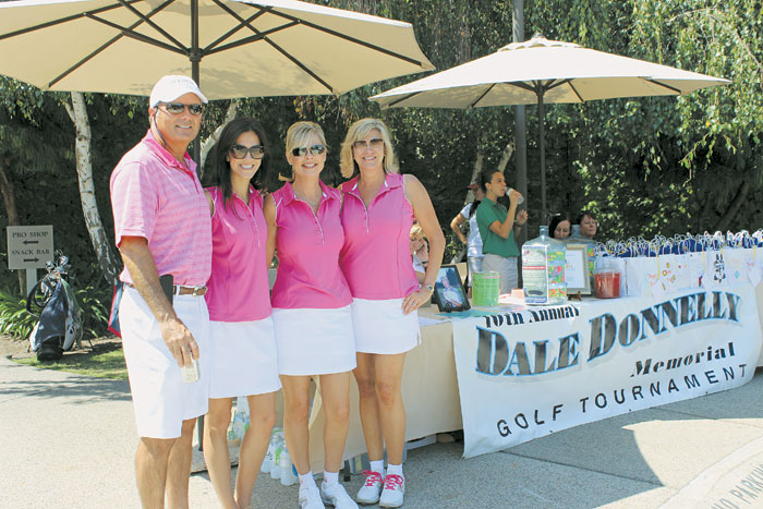 Donnelly Tournament Raises $11,000 for Charity