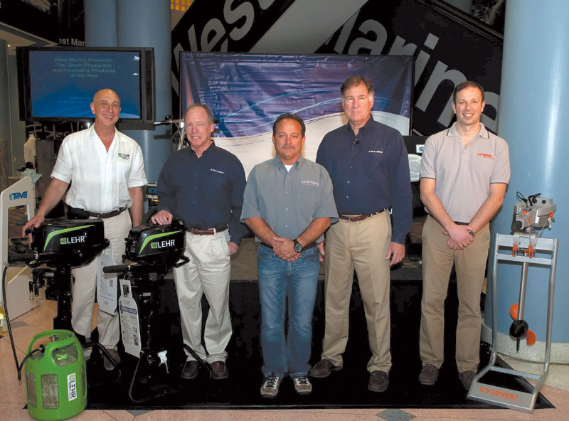 West Marine Awards Honor 'Green' Products