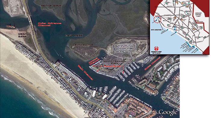Huntington Harbour to Get $2.5M Dredging Project