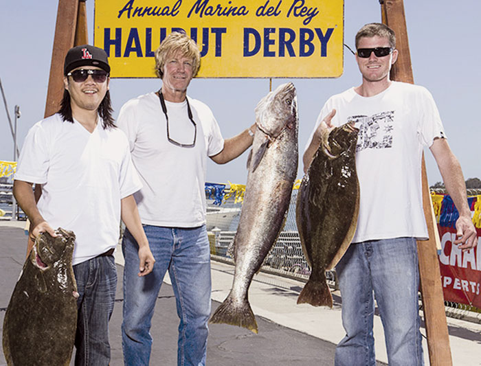 Marina del Rey Halibut Derby Starts June 8