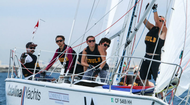 Cal Maritime Keelhaulers dominate Port of L.A. Harbor Cup