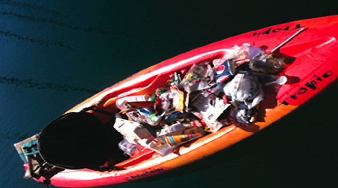 Boaters Can Join Weekend Harbor Cleanup