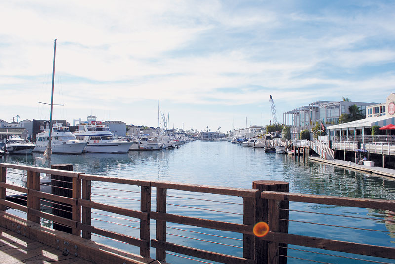 Newport Commercial Marina Fees Discussed Again