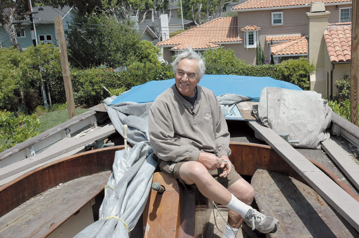 Backyard Boat Builder Sued by City