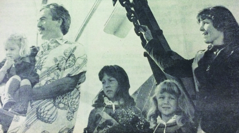 1983: A dream comes true for the Holland Family
