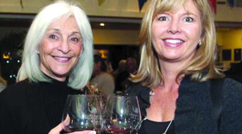 Huntington Harbour YC Wine Knot Coming Feb. 11