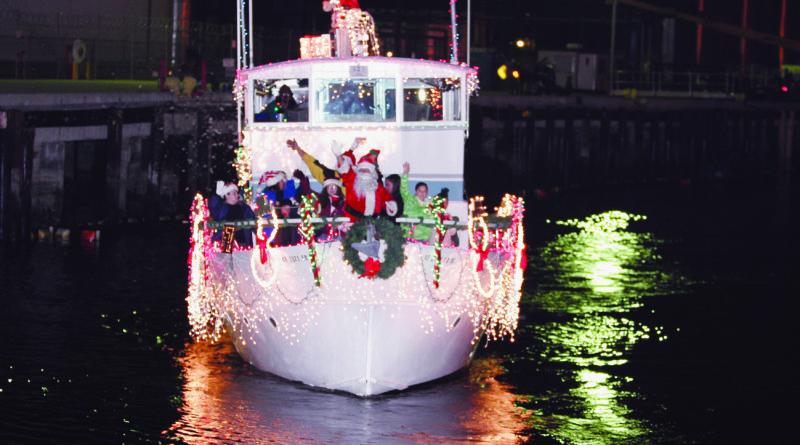 L.A. Harbor Holiday Afloat Boat Parade Set for Dec. 3