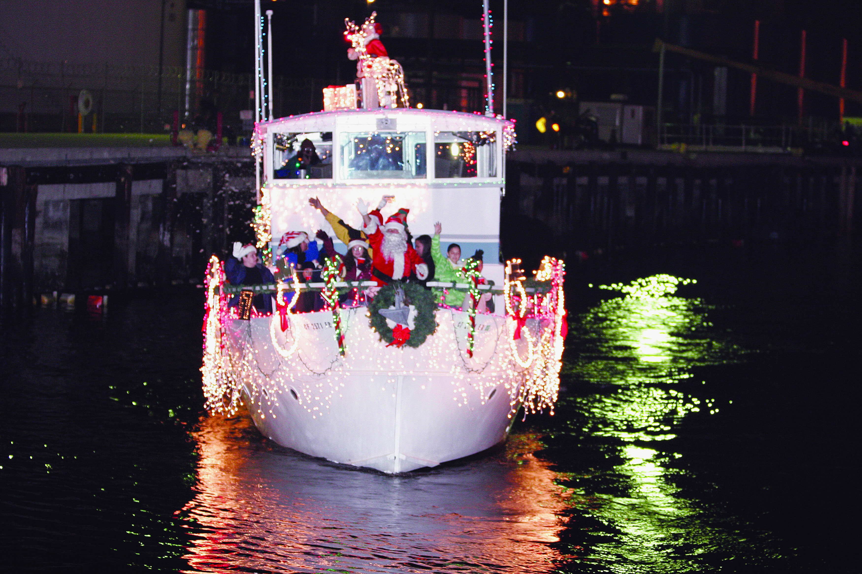 L.A. Harbor Holiday Afloat Boat Parade Set for Dec. 3