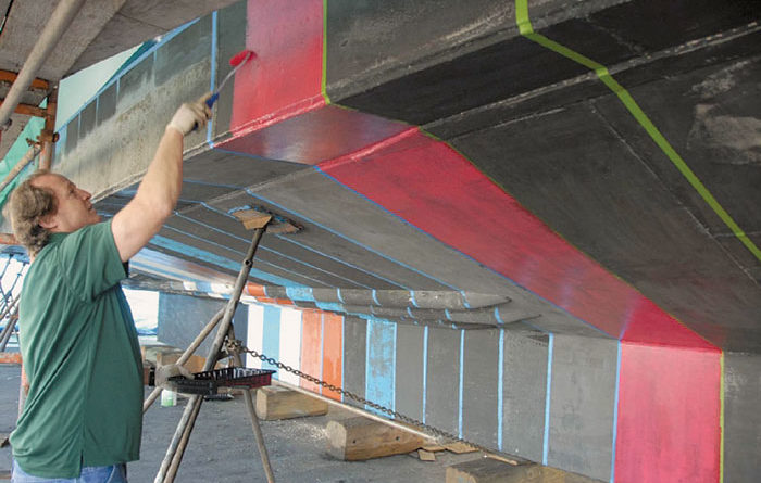 San Diego Boaters Learn About Eco-Friendly Paints