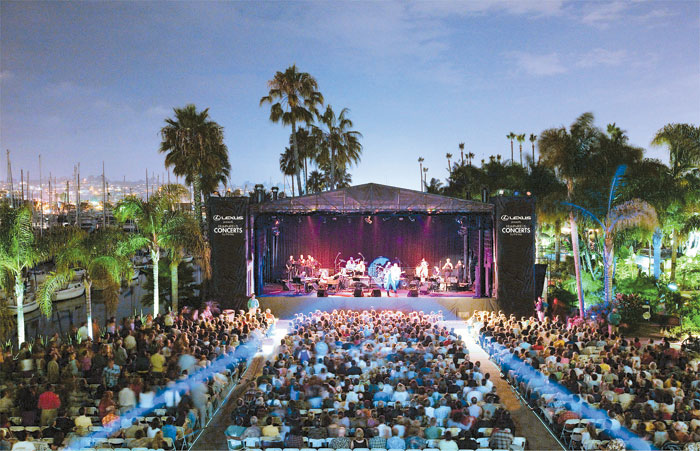 SD Boaters to Enjoy Humphreys Summer Concerts