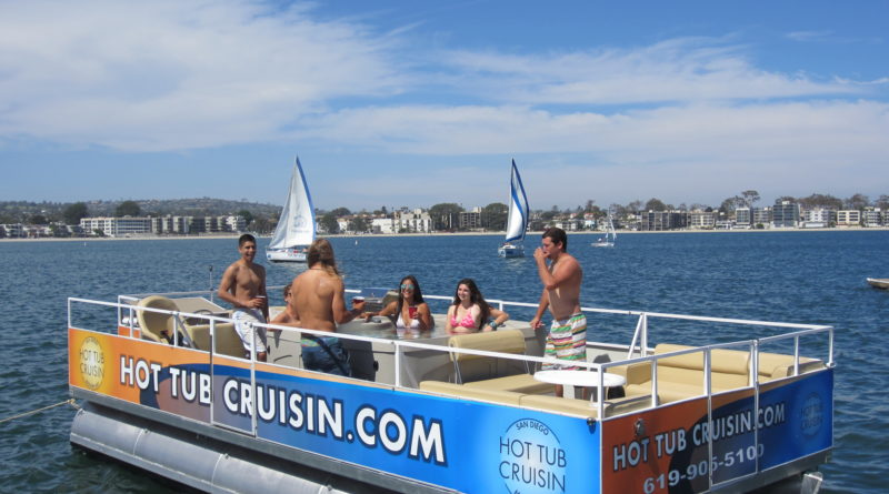 Hot Tub Crusin offers a new way to boat