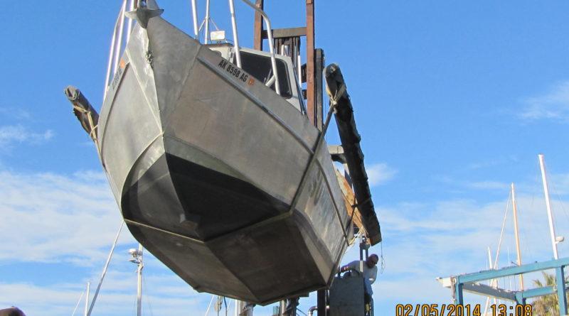 Ventura Launch Ramp Closed Through June