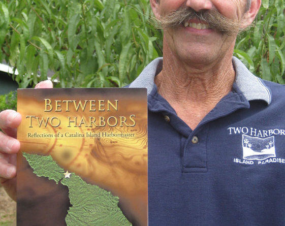 Former harbormaster publishes 'Between Two Harbors'