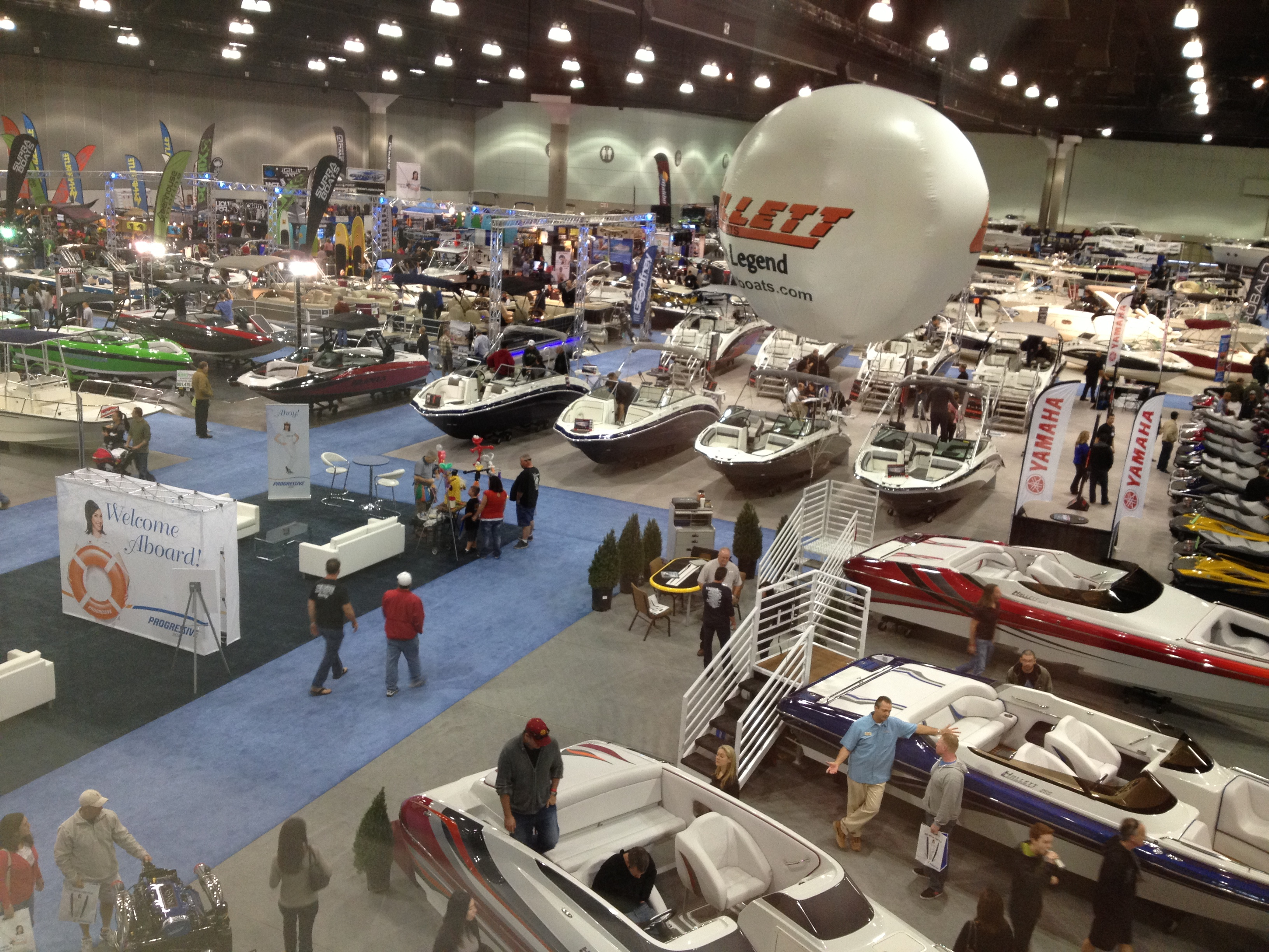 Los Angeles Boat Show Opens Feb. 6