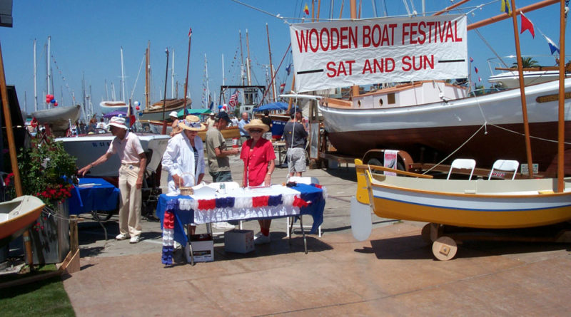 San Diego Wooden Boat Festival scheduled for Father's Day weekend