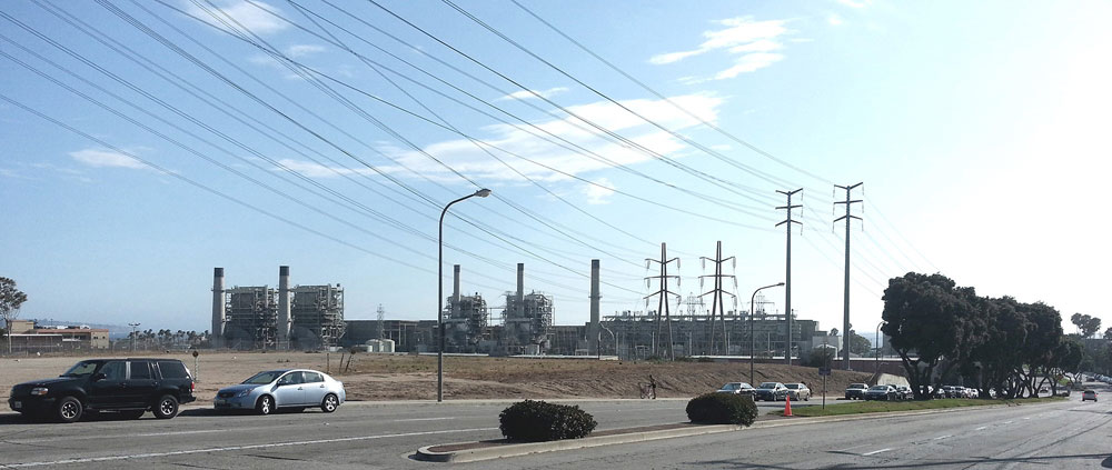 AES proposes power plant removal, new development