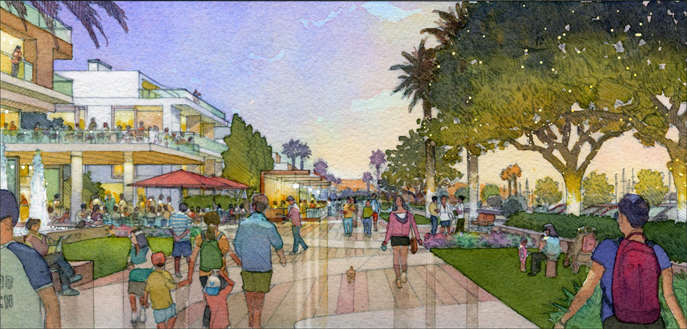 Redondo Beach City Council approves Harbor Village plan