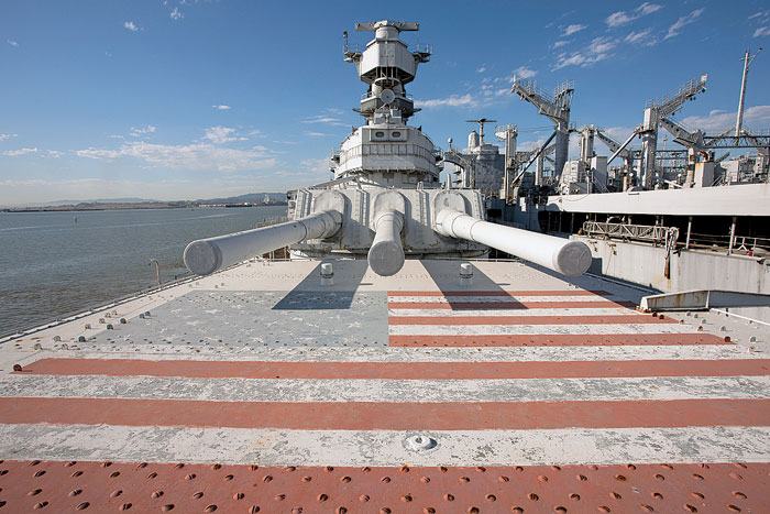 USS Iowa Celebrates 70th Birthday
