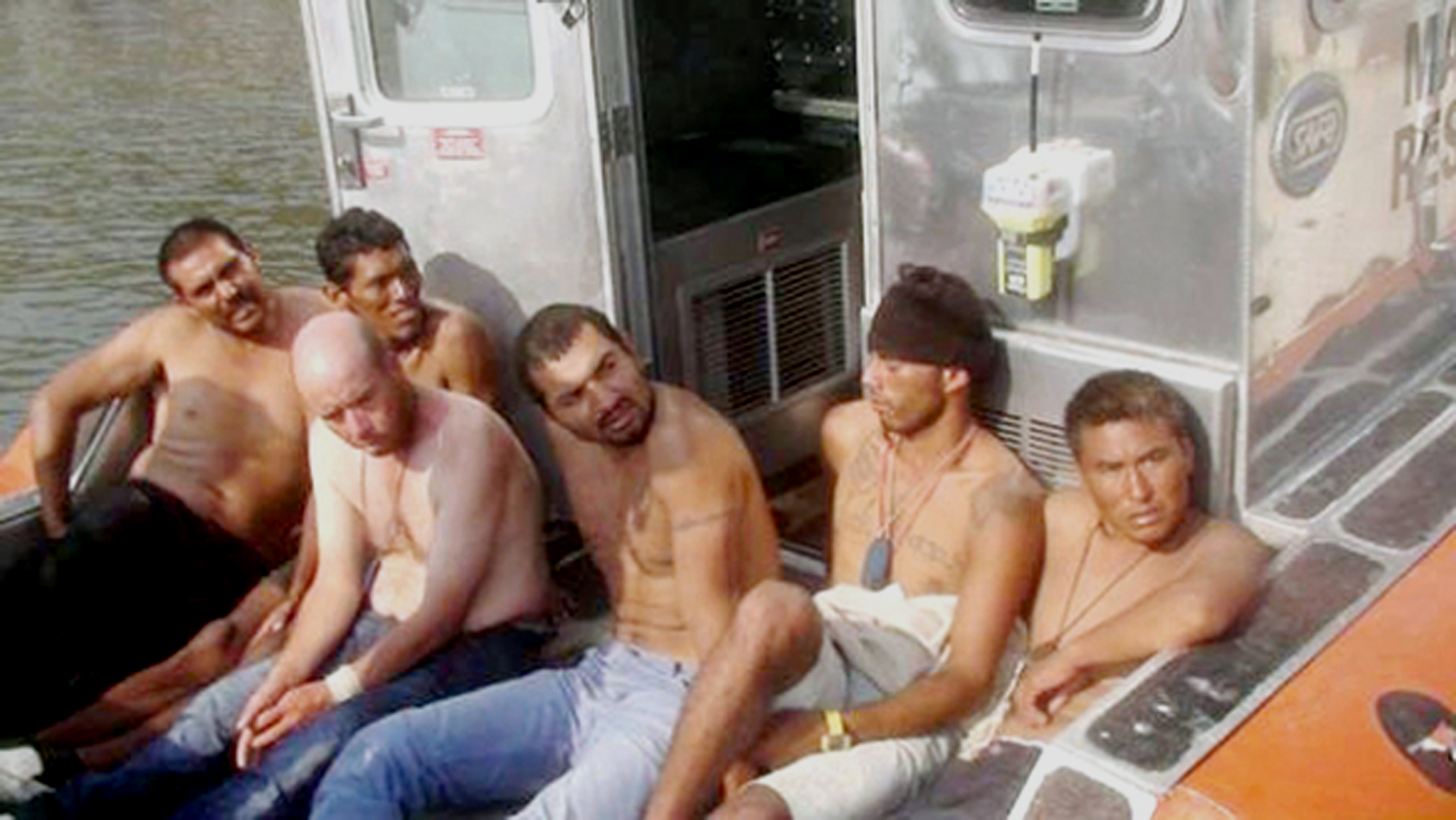 Mexico Catches Escapees from Island Penal Colony