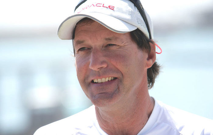 Peter Isler Appears at West Marine Event