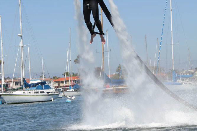 Harbor Commission to examine jetpack issues