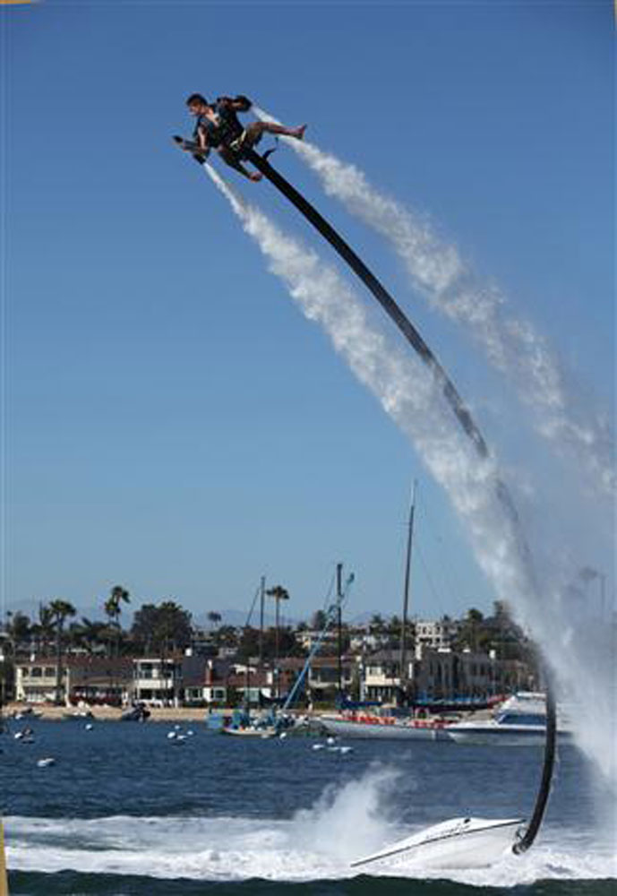 Newport Beach reverses course on jetpack