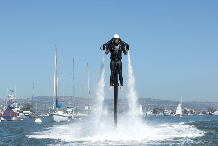 Jetpack Industry Zooms Toward Expansion