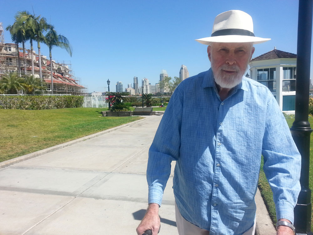 'Father' of the Port of SD reminisces on port's beginnings