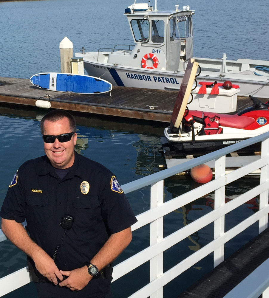 John C. Higgins named new Ventura Harbormaster