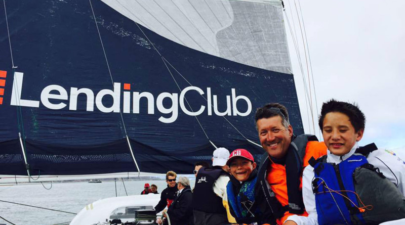 Sailing Spotlight on John Sangmeister