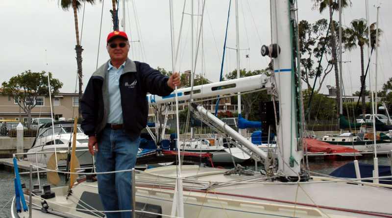 John Szalay: No plans to retire from sailing