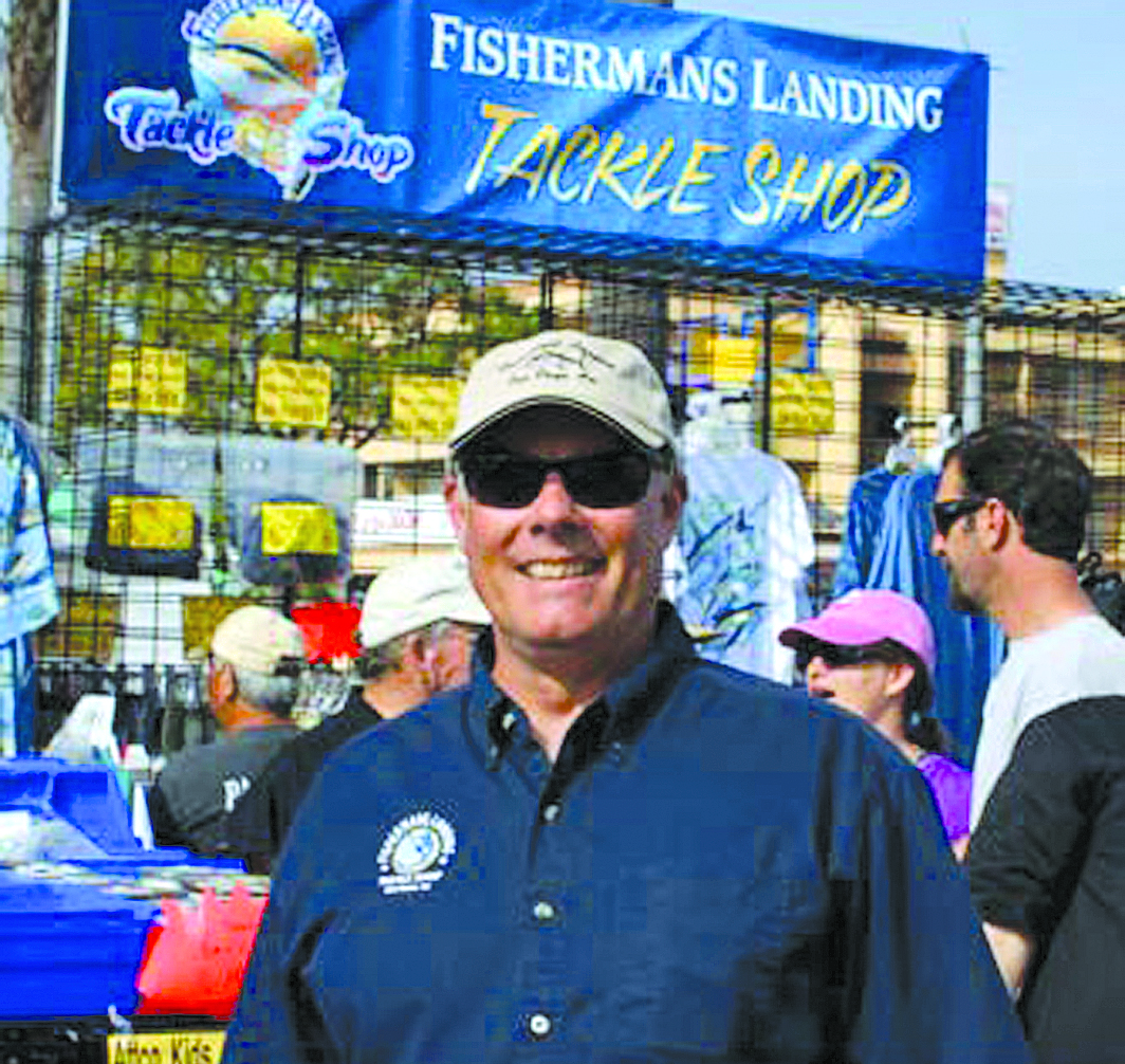 Oceanside Senior Anglers Host Guest Speaker Feb. 7
