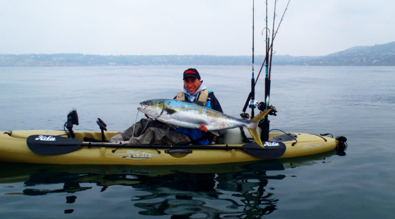 Kevin Nakada Headlines New On the Water Hobie Seminars