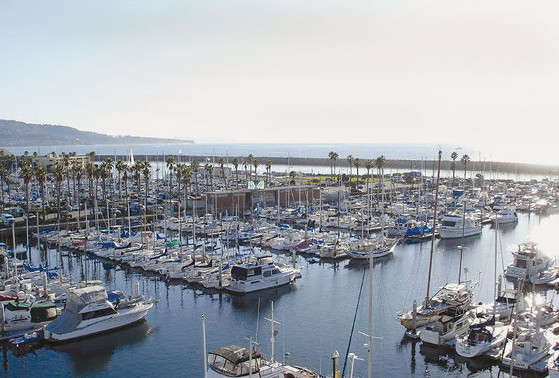King Harbor to Get 50 New Guest Moorings