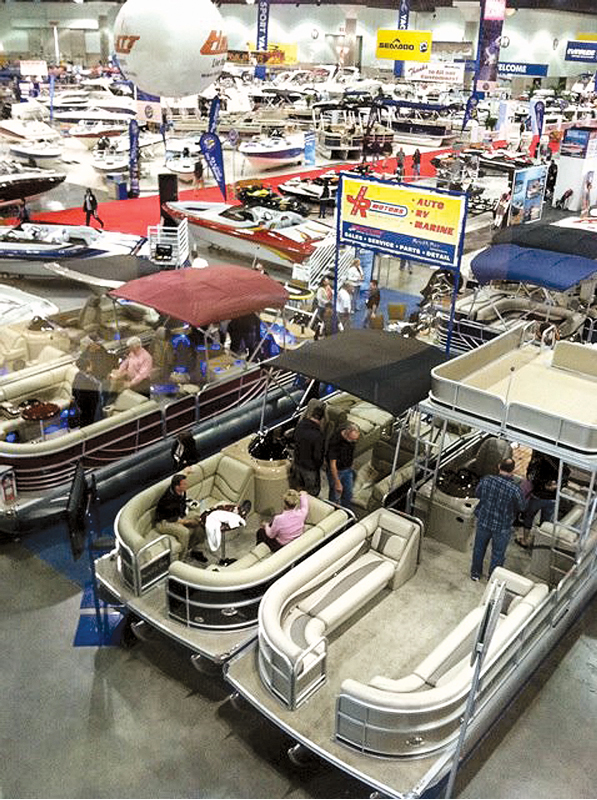 Los Angeles Boat Show Opens Feb. 19