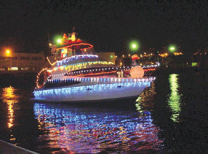 L.A. Harbor Holiday Afloat Boat Parade Set for Dec. 1