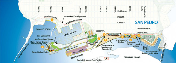 Redevelopment Proposals Received for Ports O' Call