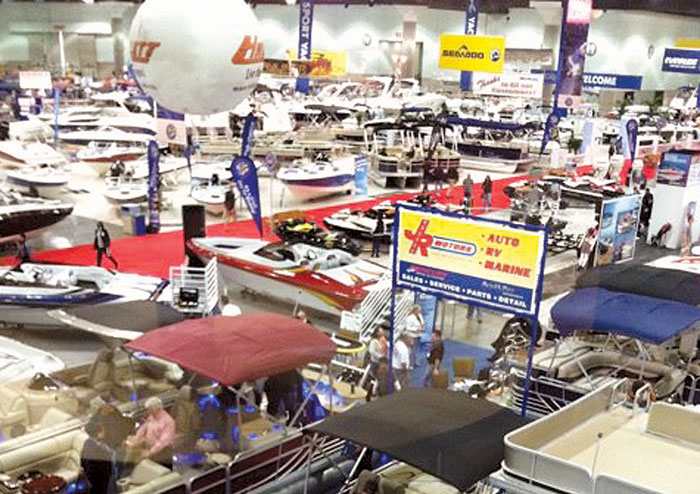 Los Angeles Boat Show Opens Feb. 7